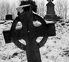 Celtic crosses by feldore