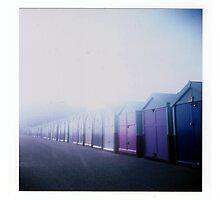 Brighton Blues Photographic Print