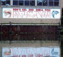 Ron's Eels and Shellfish by maxwell78