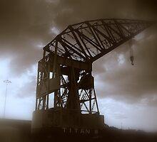 Titan III by bentley1