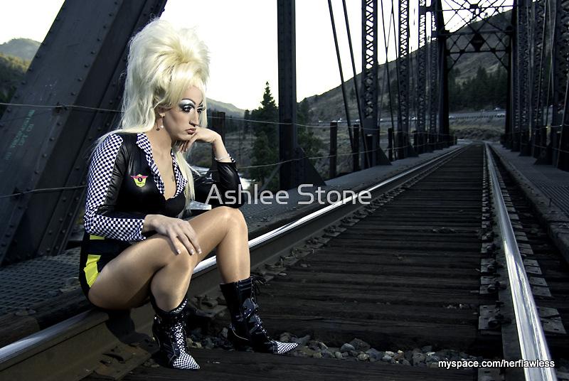 LEFT by Ashlee Stone