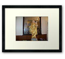 Mary & Baby Jesus Framed Print