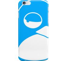 TUX Penguin in a bad mood, LINUX  iPhone Case/Skin