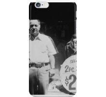 Vintage Chicago 002 iPhone Case/Skin