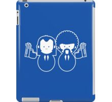 Pulp Fiction Vince & Jules Cartoons iPad Case/Skin