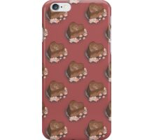 Valentine's Day with Sea Salt (Pattern) iPhone Case/Skin