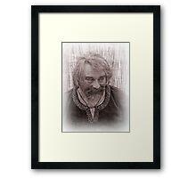 Viking in York #59, Lee Steele Framed Print
