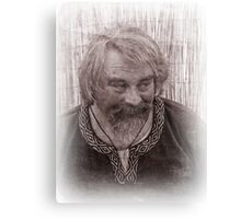 Viking in York #59, Lee Steele Canvas Print