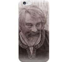 Viking in York #59, Lee Steele iPhone Case/Skin