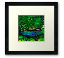 Waialeale Framed Print