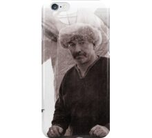 Viking in York #56, Time Warrior iPhone Case/Skin
