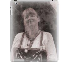 Viking in York #55, Sue iPad Case/Skin