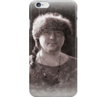Viking in York #53, Robert Perek iPhone Case/Skin