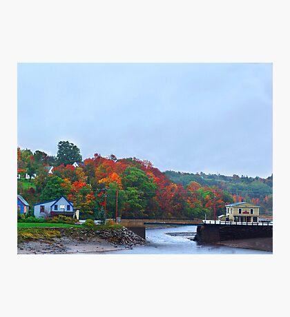 Bear River stream Photographic Print