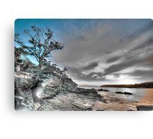 Shadows - Balmoral Beach - The HDR Series Canvas Print