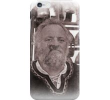 Viking in York #50, Mercia Sueiter iPhone Case/Skin