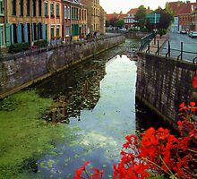 Bergues, near Dunkerque, France. by newbeltane