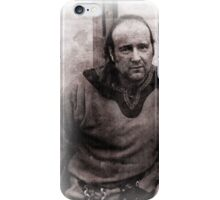 Viking in York #42, Ian Whitehouse iPhone Case/Skin