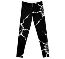 Chaos Star Daemon for Dark tees Leggings