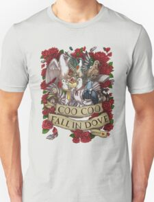 Fall in Dove T-Shirt
