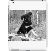 Earnie - BW iPad Case/Skin