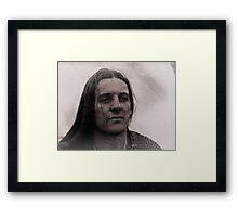 Viking in York #25, Tom Keeley Framed Print