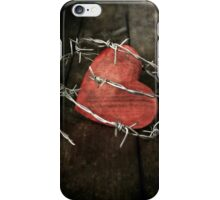 protected heart iPhone Case/Skin
