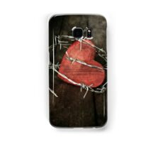 protected heart Samsung Galaxy Case/Skin