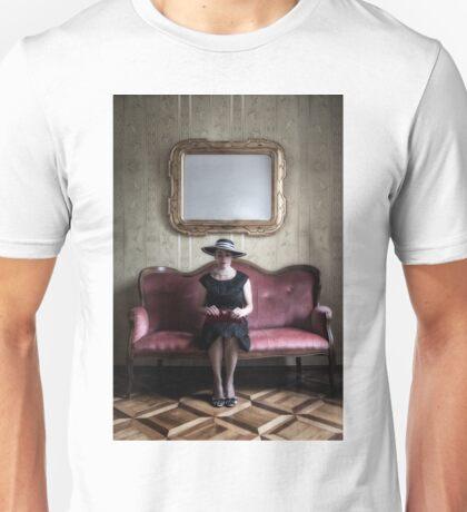 40s lady Unisex T-Shirt