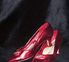 Ruby Shoes by JenLand