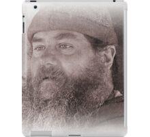 Viking in York #22, Terry iPad Case/Skin