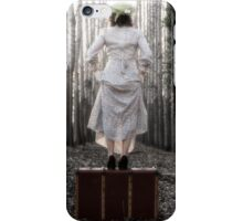 step into my new life iPhone Case/Skin