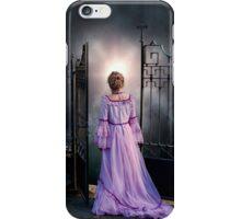 The gate iPhone Case/Skin