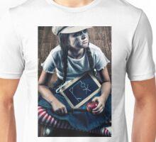 school girl Unisex T-Shirt