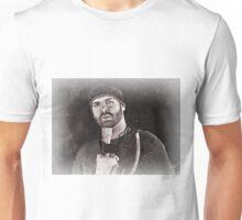 Viking in York #20, Ragnar the axeman relaxing Unisex T-Shirt