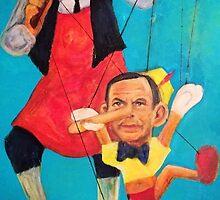Murdoch's Marionette by Terry Matthews