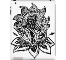 Lotus Sun iPad Case/Skin