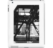 Vintage Chicago 028 iPad Case/Skin