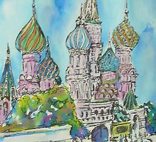 red square by christine purtle