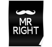 Mr Right Poster