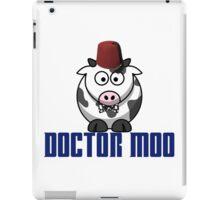 Doctor moo- Fez iPad Case/Skin