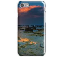 About to Rain on the Parade iPhone Case/Skin