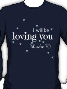 Thinking Out Loud Ed Sheeran T-Shirt