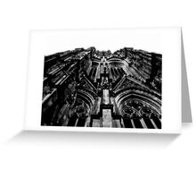 Cologne Cathedral... Greeting Card