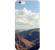 Maletsunyane River iPhone Case/Skin