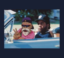 Ice Cube x Master Roshi Kids Clothes