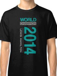Lewis Hamilton - 2014 WDC Classic T-Shirt