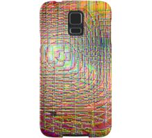 Pipe Overlay III  (from the Speck of a Pigeon's Eye series) Samsung Galaxy Case/Skin