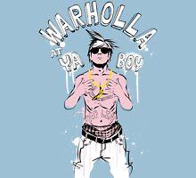 Warholla At Ya Boy Womens Fitted T-Shirt