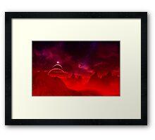Red Dwarf - Revisited Framed Print